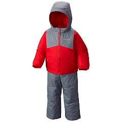 Columbia Youth Toddler Double Flake Set Image