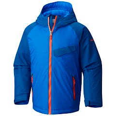 Columbia Youth Boy`s Snow Pumped Jacket Image