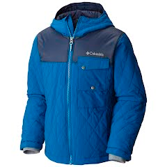 Columbia Youth Boy`s Lookout Cabin Insulated Jacket Image