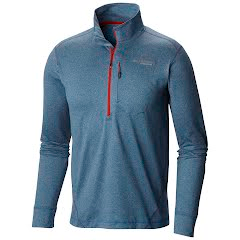 Columbia Men`s Diamond Peak Half Zip Shirt Image