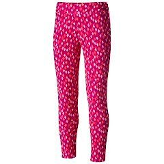 Columbia Youth Toddler Girl's Glacial Printed Fleece Legging Image