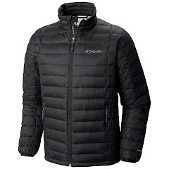 Columbia Men`s Voodoo Falls 590 Turbodown Jacket (Extended Size Tall) Image