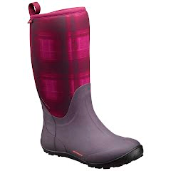 Columbia Women's Snowpow Tall Print Omni-Heat Winter Boot Image
