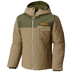 Columbia Boy's Youth Lookout Cabin Insulated Jacket Image