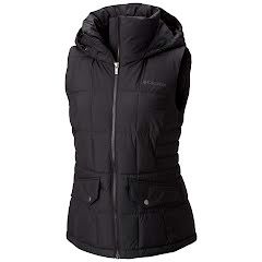 Columbia Women's Lone Creek Hooded Vest Image