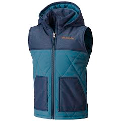 Columbia Youth Boy's Lookout Cabin Vest Image