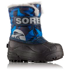 Sorel Youth Toddler Snow Commander Print Boot Image