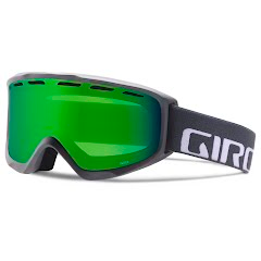 Giro Men's Index OTG Eyeglass Compatable Snow Goggle Image