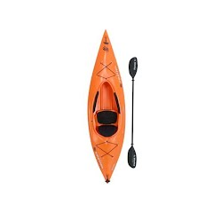 Lifetime Glide 98 Sit-In Kayak (Paddle Included) Image