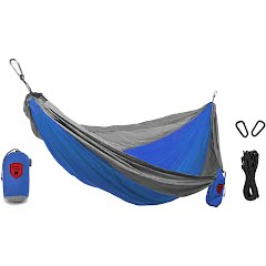 Grand Trunk Double Parachute Nylon Hammock Image
