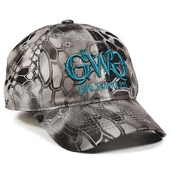 Outdoor Cap Women's Girls with Guns Kryptek Raid Ballcap Image