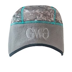 Girls With Guns Women's Ponytail Beanie Image