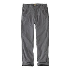 Carhartt M Rugged Flex Rigby Flannel-Lined Dungaree Image