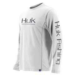 Huk Men's Icon Long Sleeve Image