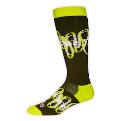 Hot Chillys Men`s Noise Mid Volume Sock Image