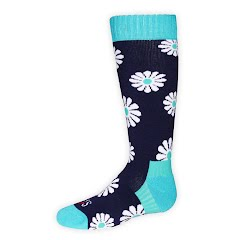 Hot Chillys Youth Flirty Mid Volume Sock Image