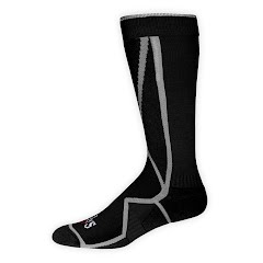 Hot Chillys Men's Mid Volume OTC Sock Image