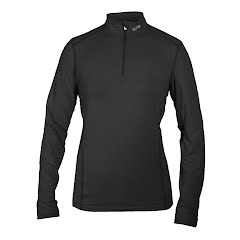 Hot Chillys Women's MTF 4000 Zip-T Image