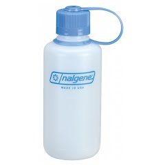 Nalgene Ultralight HDPE Narrow Mouth 16 oz Water Bottle Image