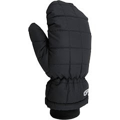 Hot Fingers Women's Snow Pillow Mittens Image