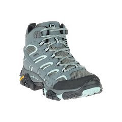 Merrell Women's Moab 2 Mid GORE-TEX Wide Width Image