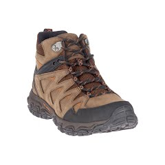 Merrell Men's Pulsate 2 Mid Leather Waterproof Wide Width Image