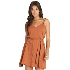 Billabong Women's Going Steady Mini Dress Image