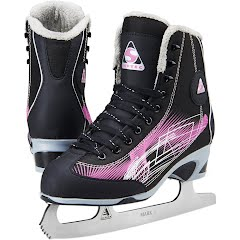 Jackson Ultima Youth Softec Rave Figure Skates Image
