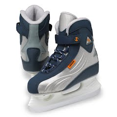 Jackson Ultima Boys Youth ST2207 Softec Sport Hockey Skates Image