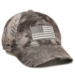Outdoor Cap Kryptek US Flag Cap Image