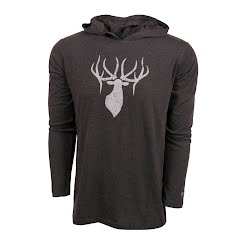 King's Camo King's Triblend Hooded Tee Image