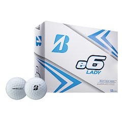 Bridgestone E6 Lady Golf Balls (15 Pack) Image