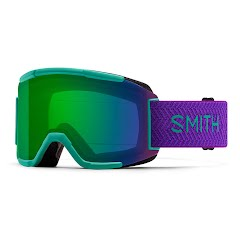 Smith Men's Squad Snow Goggle Image