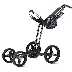 Sun Mountain Sports Micro-Cart GT Push Golf Cart Image