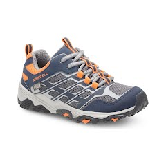 Merrell Big Kid's Moab FST Low Waterproof Image