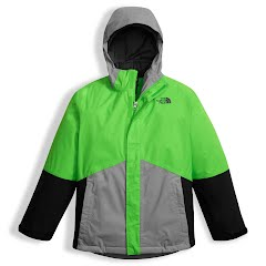 The North Face Youth Boy's Boundary Triclimate Jacket Image