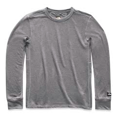 The North Face Men's Long-Sleeve Terry Crew Image