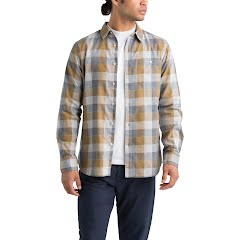 The North Face Men's Long Sleeve Hayden Pass 2.0 Shirt Image