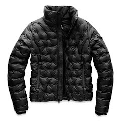 The North Face Women's Holladown Crop Jacket Image