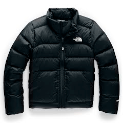The North Face Youth Girl's Andes Down Jacket Image