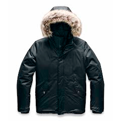 The North Face Youth Girl's Greenland Down Parka Image