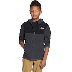 The North Face Boys' Glacier Full Zip Hoodie Image