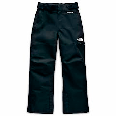 The North Face Youth Boy's Fresh Tracks Pant Image