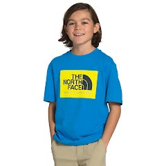 The North Face Boys' Short-Sleeve Graphic Tee Image
