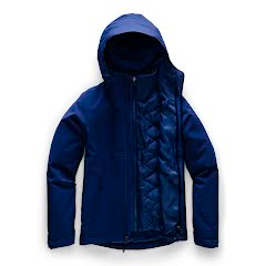 The North Face Women's Carto Triclimate Jacket Image