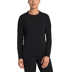 The North Face Women's Workout Long-Sleeve Tee Image