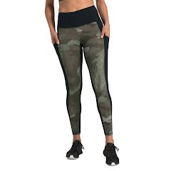 The North Face Women's Motivation High Rise Pocket 7/8 Tights Image