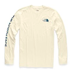 The North Face Men's Long Sleeve TNF Sleeve Hit Tee Image