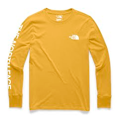 The North Face Women's Long Sleeve Brand Proud Tee Image