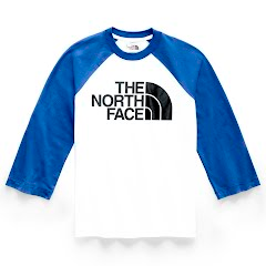 The North Face Women's 3/4 Half Dome Baseball Tee Image